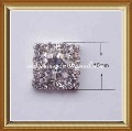 15mm rhinestone embellishment without loop