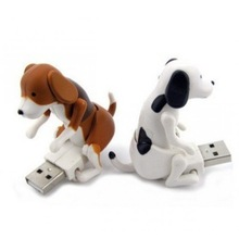 Adult Novelty Funny Toys USB Humping Dog  Excitable Pup Into Your PC's USB Port Best Gift JNCGT01(China (Mainland))