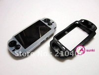 Black Soft TPU Protective Case Silicon Skin Case for PS Vita PSV Psvita case 1pcs free shipping
