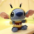 J1 Super cute hot sale LiLo&Stitch series Stitch interstellar baby changeable bee 40cm plush toy good for gift 1pc