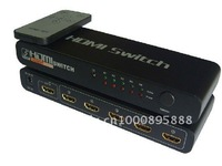 HDMI switches  5input 1 output full HD support  3D 1080p