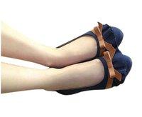 Женская обувь на плоской подошве Low-heeled shoes Pointed head beautiful and sweet W031