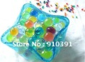 Free Shipping 2g/Retail Pack,DIY water Crystal Soil/Water Beads/flower mud,colorul clay soil,crystal boll,rainbow color crystal