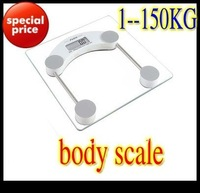 150 X 0.1KG Multipurpose Personal Portable Digital Bathroom Weight Health Body Scale