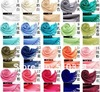 New Fashion knitting 1PC/LOT women&#39;s Pashmina Cashmere scarf Wrap Shawl scarves 40 mix colors colorful FREE SHIPPING(China (Mainland))