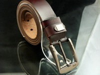 Freeshipping ,100% genuine Leather men's belt, Leather Belts, pin buckle,TU1123-95,wholesale from 10pcs,Support For Mixed Batch