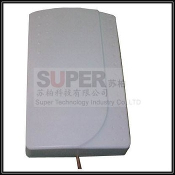 4pcs/ lot, new !! gain 10dbi,waterproof 800-2500Mhz outdoor GSM CDMA DCS 3G WCDMA booster panel antenna