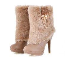 popular fur boot