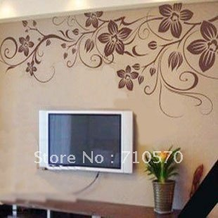 Free Shipping/Wholesale And Retail,New PVC Wall Sticker ,Room Stickers,Home Decor Wall Art Mura/YYTP-21