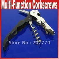 Multi-Function Corkscrews Waiters Bottle Wine Opener Free Shipping