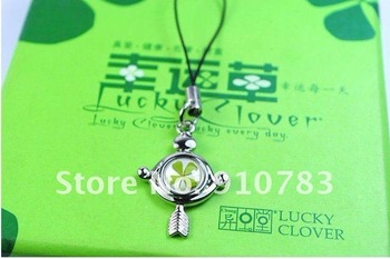 fashion good luck charm,Sagittarius,four leaf clover amber,bring you lucky & happiness,wholesale and retail,free shipping