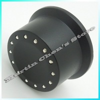 "Free shipping 20xBrand New Transmittance 6mm 15/64"" Shaft Diameter Plastic light-emitting Encoder knobs"