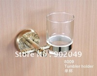 New Style Singl Tumbler Holder Bathroom Enclosures KG-8009 Free Shipping Hot Sell KG-8009