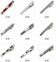 [CPA Free Shipping] Wholesale Mens High Quality Fashion Alloy Necktie Clip / Tie Bar 20pcs/lot (SE-21)
