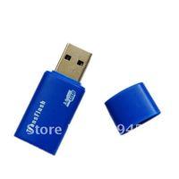 Mini USB 2.0 MICRO SD SDHC TF CARD READER 2GB 8GB 16GB 40090