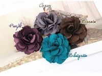 Min Order $20 (mixed order) Retail Multi-Color Fashion Korean Style Flowers Brooch   (SW-100)