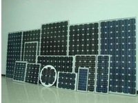 CE Approved 10w-200W MONO-CRYSTALLINE solar panel,12VDC or 24VDC standard output,Best price for Wholesale