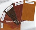 Hot sell ! Wood effect Powder paint ,indoor /outdoor  ,epoxy polyester powder ,High quality+Free shipping
