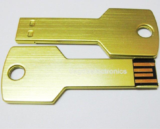 10pcs a Lot! Free Laser Logo 16GB Flash Drive Disk,16GB Key USB Flash Drive,16GB Key Memory(China (Mainland))