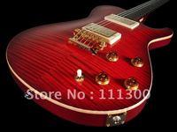Custom Shop Lifeson Axcess Electric Guitar Crimson