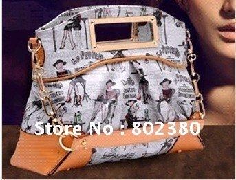 Female bag handbag shoulder bag ladies'bag fashion handbag