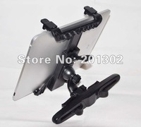 Car Seat Headrest Mount Holder iPad 1 ipad2 ipad 3 Tablet PC Universal Fit , free shipping 1pc
