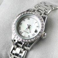 Women's fashion lady watch machine core luminous female  compares waterproof automatic mechanical watch