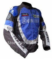2012 New Arrival Oxford cloth motorcycle racing jacket waterproof windproof blue