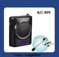 Freeshipping Portable Voice Amplifier Speaker Megaphone KU-899 black