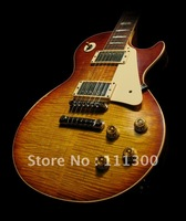 wholesale guitar Musical Instruments 'Pearly Gates'Signed Heritage Cherry Sunburst Electric Guitar
