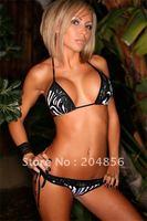 New Free shipping lady fashion bikini fashion swimsuit free size