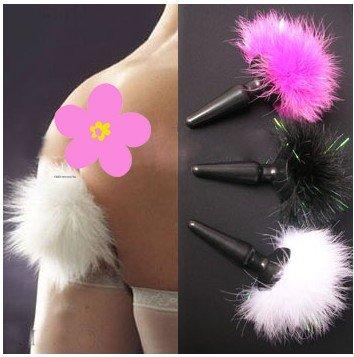 Anal plug bunny tail
