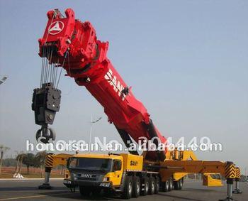 SANY 1000 ton Truck Crane/SAC12000