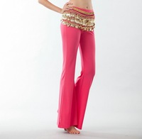 Free Shipping + gifts wholesale & retail belly dance Pants Yoga Pants belly dance costume yoga suit wear 3pcs/lot