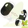 Keyring USB Data Sync Cable Charger for Apple iPhone 4S 4 3GS iPad 3 iPad 2 iPod Touch