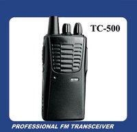DHL Free Shipping NEW HYT TC-500 UHF 16CH Portable 2 way radio
