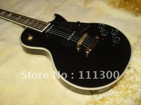 Wholesale 2011 new arrival vos black guitar Solid body Great sound Electric Guitar