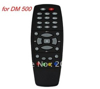 HOT SELLING! 10 pcs/lot Remote controls for Dreambox DM500 satellite receiver Black color