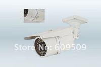 "free shipping 1/3"" SONY CCD 600TVL waterproof CCTV camera OUTDOOR CAMERA  free shipping"