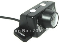 Factory selling LED Night Vision Color Car RearView Camera rear car camera reverse free shipping