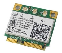 Free shipping Intel 6300AGN N wireless card for lenovo Y460 IBM T410 X201 T510 60Y3193