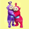 Wholesale-- Teletubbies Mascot Costumes  Teletubbies Cartoon Costumes Fancy dress factory Free shipping