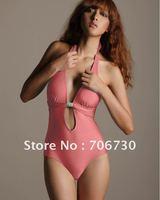 Free shipping 2012 Atmospheric noble ladies' one-piece swimmwear , hot swimwear, sexy swimwear,  fashion swimwear for women SW69