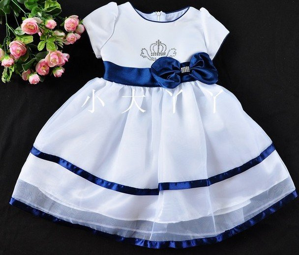 2012 child performance skirt4~15T,flower girl dress,infant baby Princess dress,kid party dress/gown/frocks,sweet baby cake dress