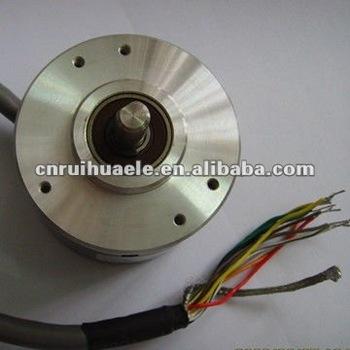 outside diameter38mm shaft diameter 6mm ,number of pulse 2000P/R logic encoder