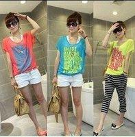 Женская футболка Other brand ,  2 /Retail G280-6142-D304