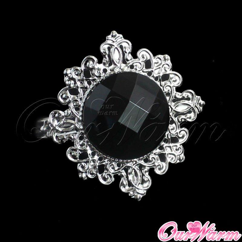 Кольцо для салфеток OurWarm 12 /banquet RGS-BLK-12 кольцо для салфеток quaeas aliexpress qn13030707