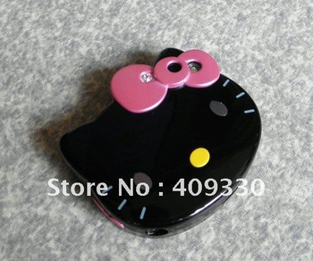 spring  sale !!! Touch Screen Quad Band  Kitty Cartoon Watch Cell Phone C90  free  shipping