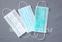 Disposable medical Face  mask/Medical Dental Surgical Flu Face Mask 3 layer