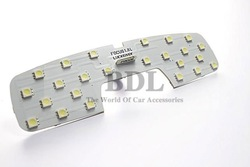 LED Reading lights 1:1 replacement special for Ford FOCUS 1.9L Super Bright Premium auto interior map dome light(China (Mainland))